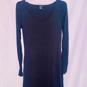 💰Forever 21 long sleeve maxi dress